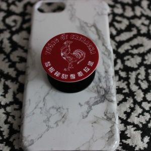 Accessories - Sriracha Pop Socket